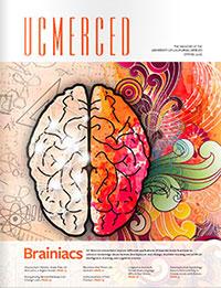 UC Merced Magazine, Spring 2016