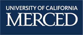 UC Merced logo - knockout