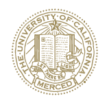 Seal of UC Merced